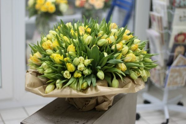 Affluence 77 Tulips Bouquet
