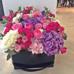 Exquisite Blooms Flower Box