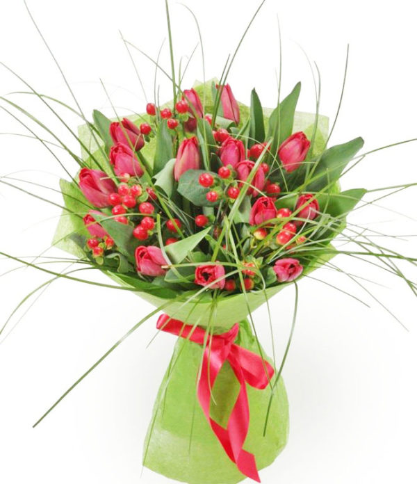 Affection Tulips Bouquet