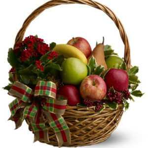 Best Wishes Fruit Basket