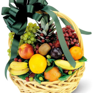 Fruit Abundance Basket