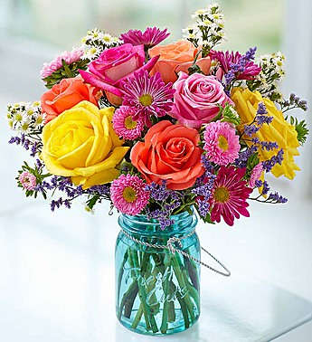 Colorful Day Bouquet