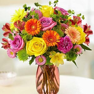 Burst of Colors Bouquet