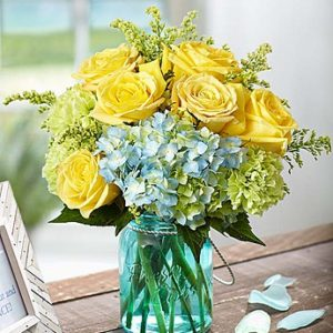 Sunny Feshness Bouquet