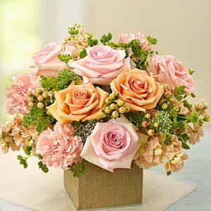 Pastel Colors Bouquet