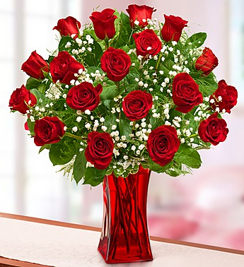 Magic Red Roses Bouquet