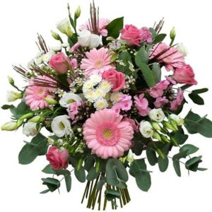 Pink Gentleness Bouquet