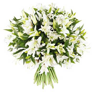 Fragrant Lilies Bouquet
