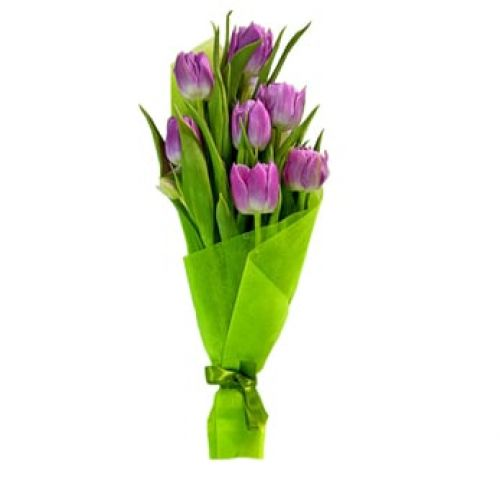 7 Spring Tulips Bouquet