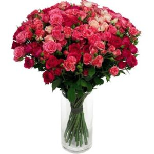 25 Spray Roses Bouquet