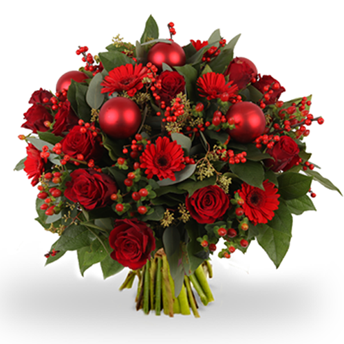 Passion Christmas Bouquet