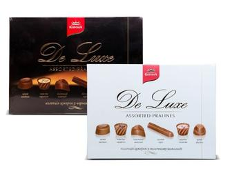 De Luxe Chocolates