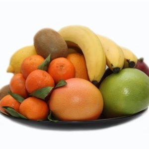 Just Because Fruit Tray